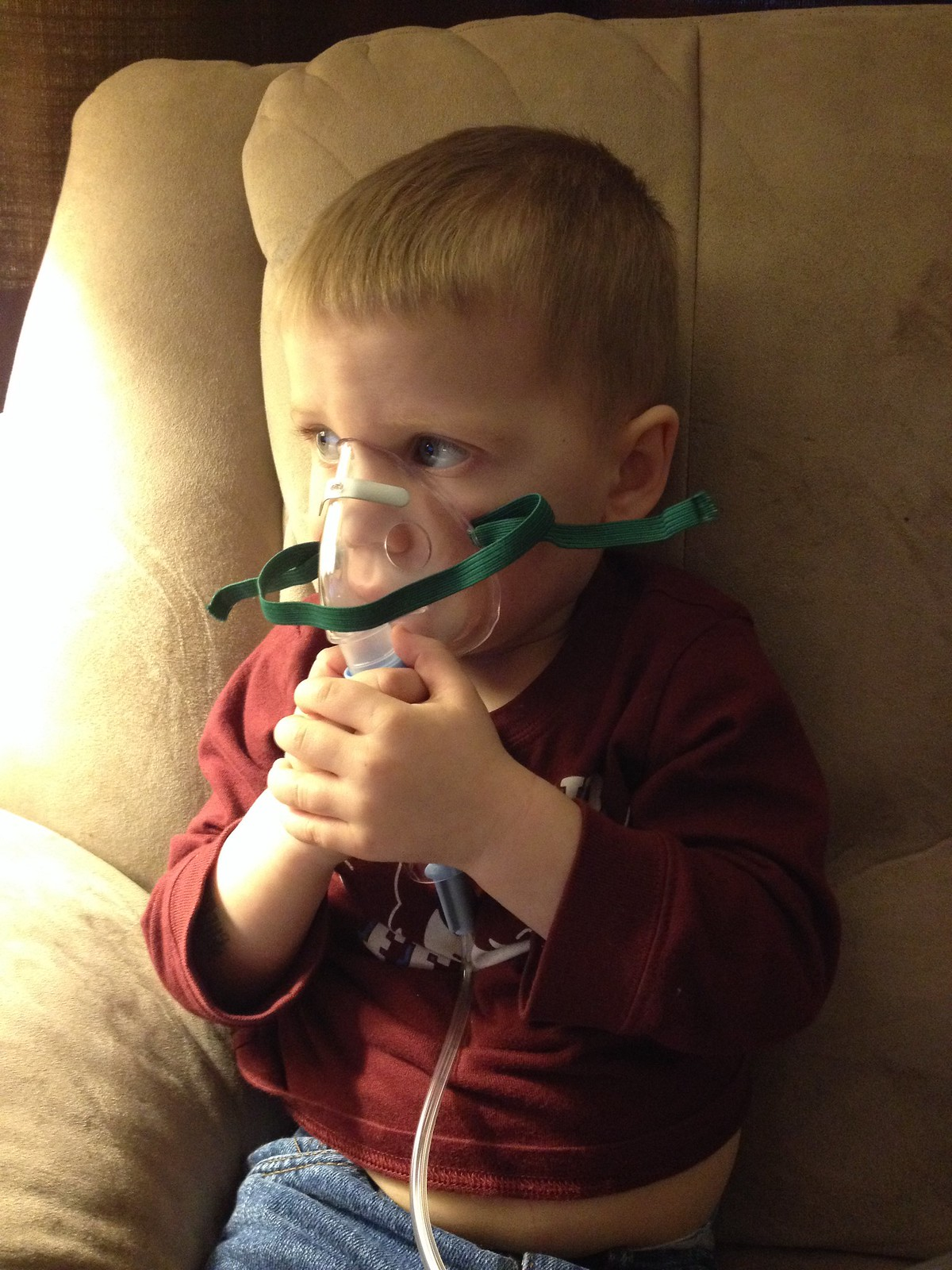 How to Use A Nebulizer On A Child Step By Step