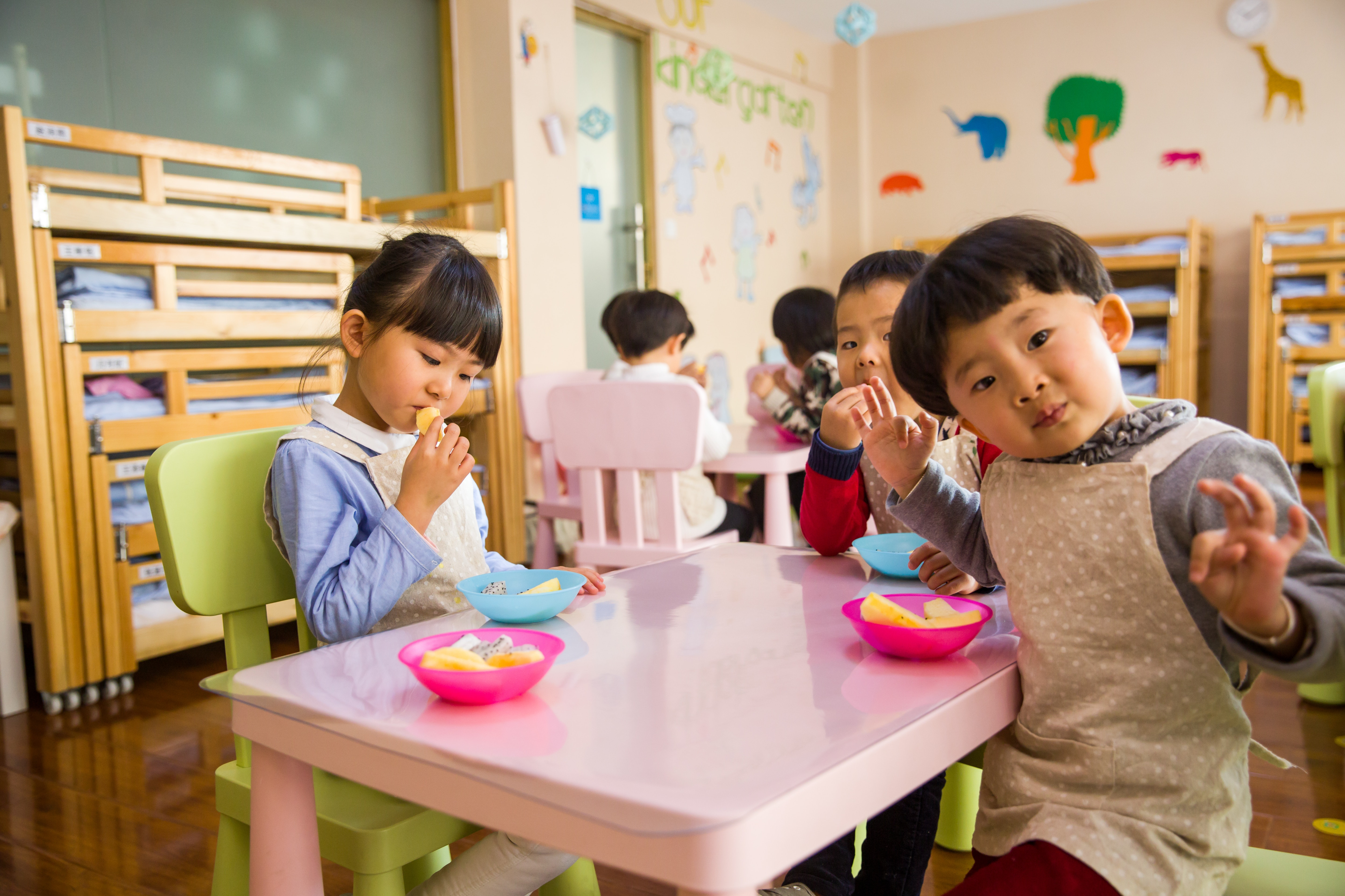 Top 7 Benefits of Healthy Eating in Early Childhood
