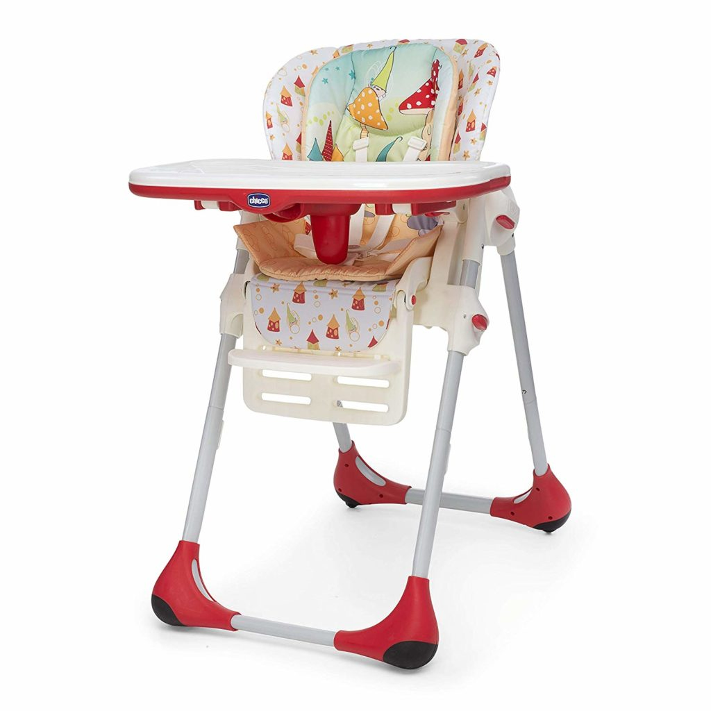 Chicco Economical and Best High Chairs for Babies