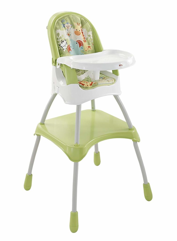 Fisher Price Economical and Best High Chairs for Babies