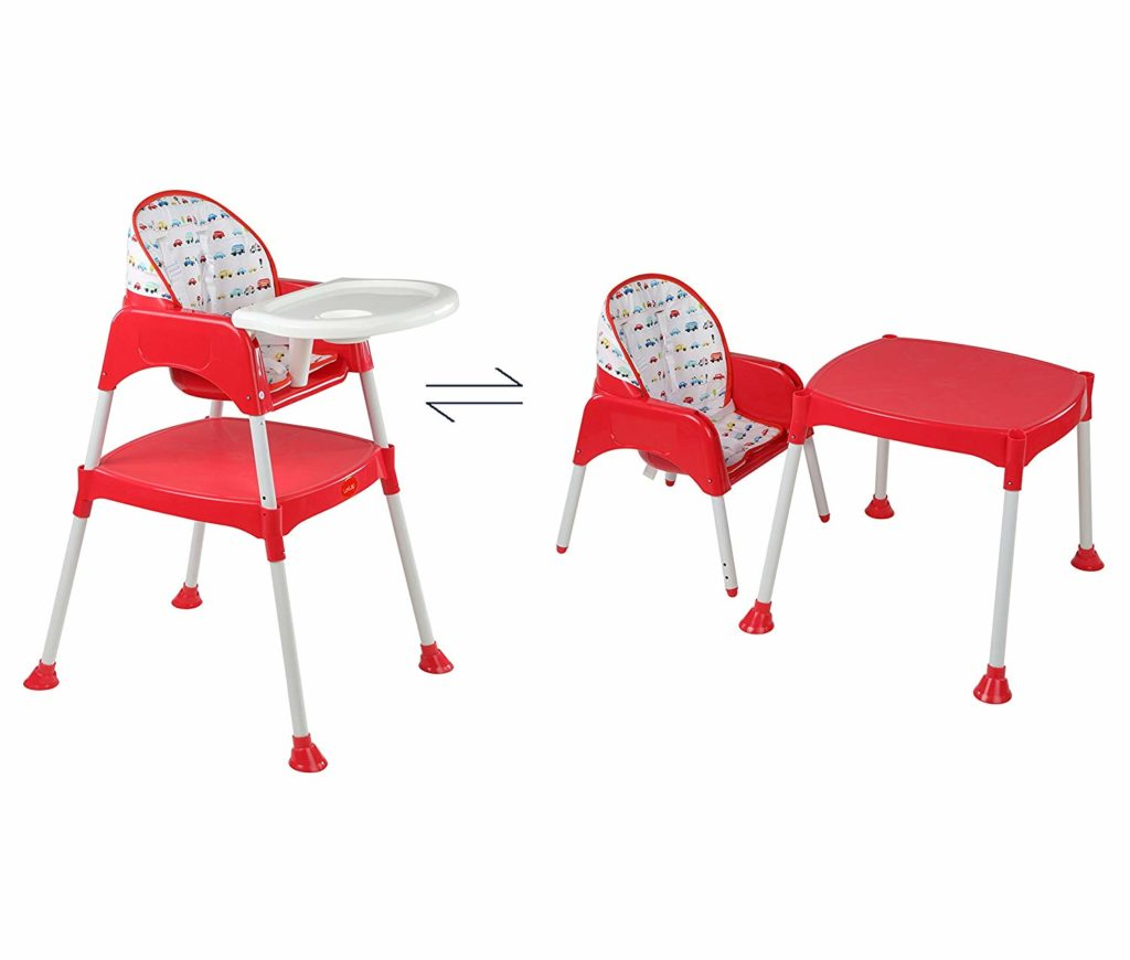 Luvlap Economical and Best High Chairs for Babies