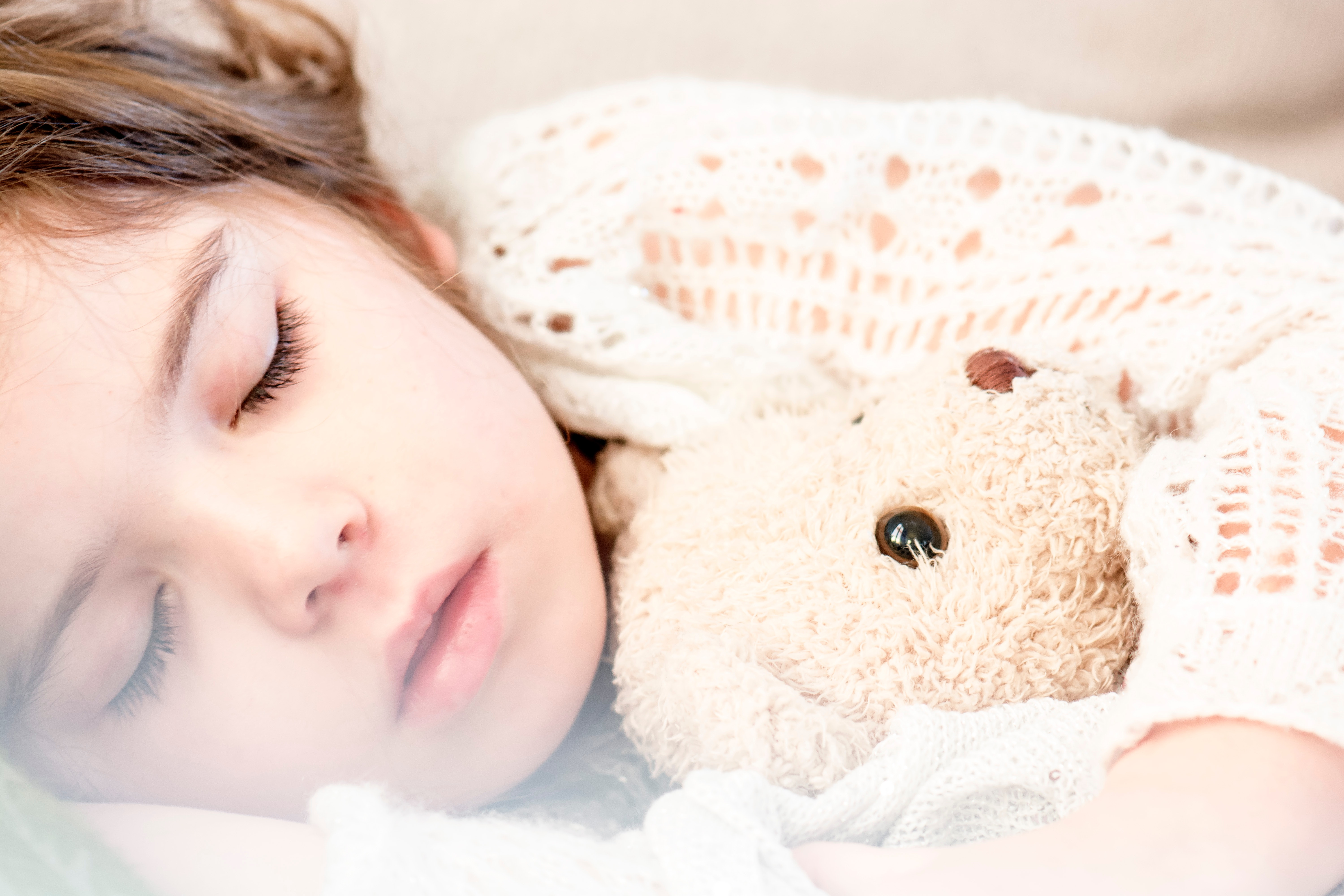 How to Get a Sick Toddler to Sleep!