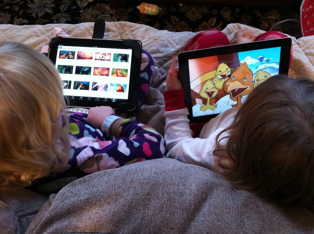 Effects of Cartoons on your child