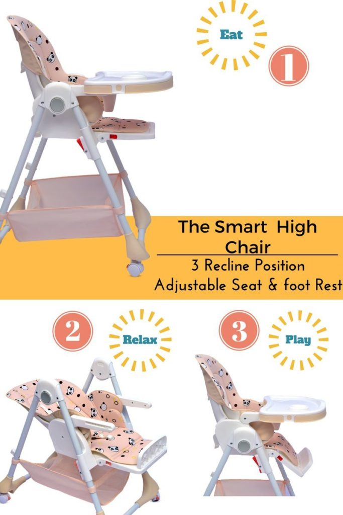R for Rabbit Economical and Best High Chairs for Babies