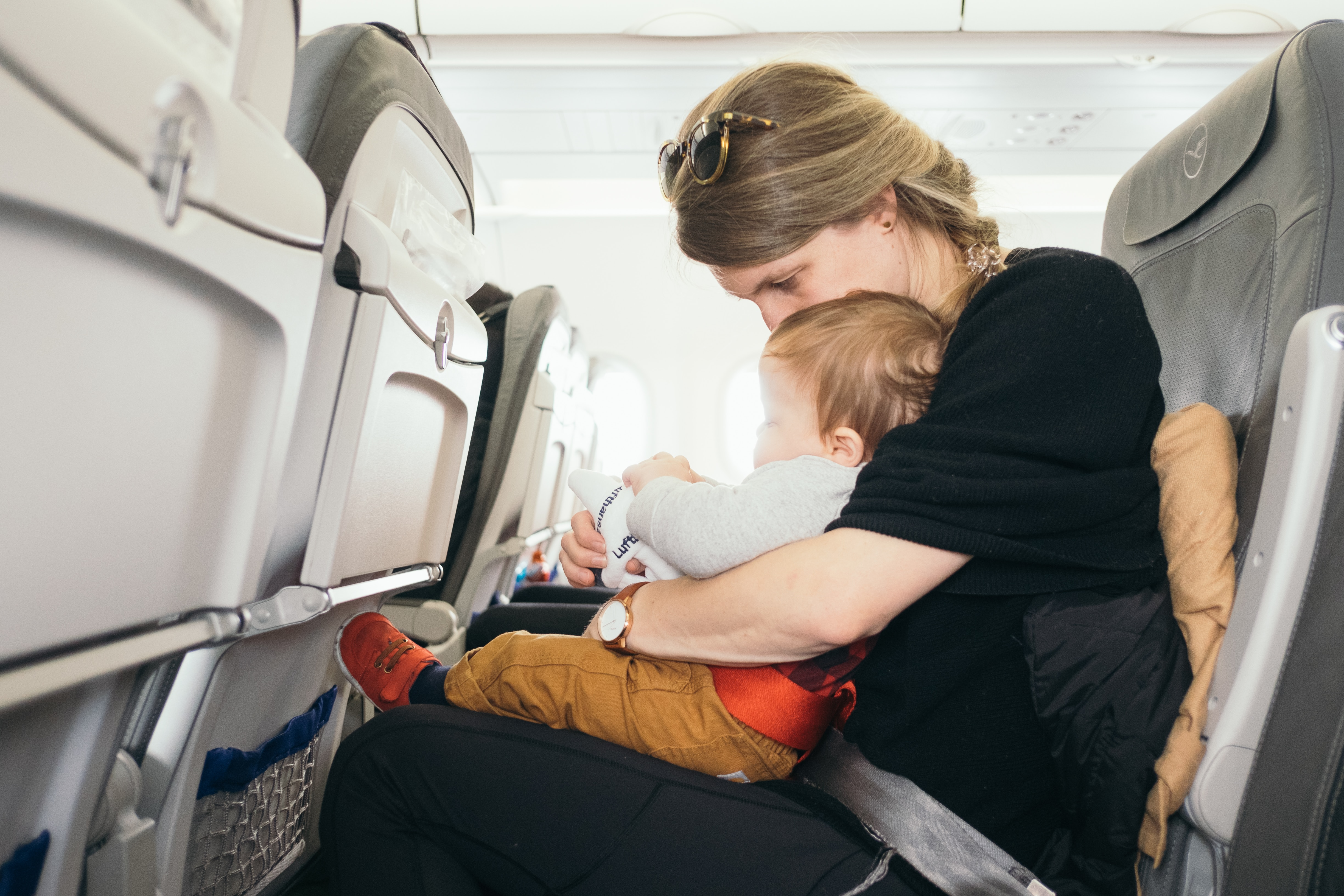 9 Things to Remember When Travelling With an Infant in Flight India