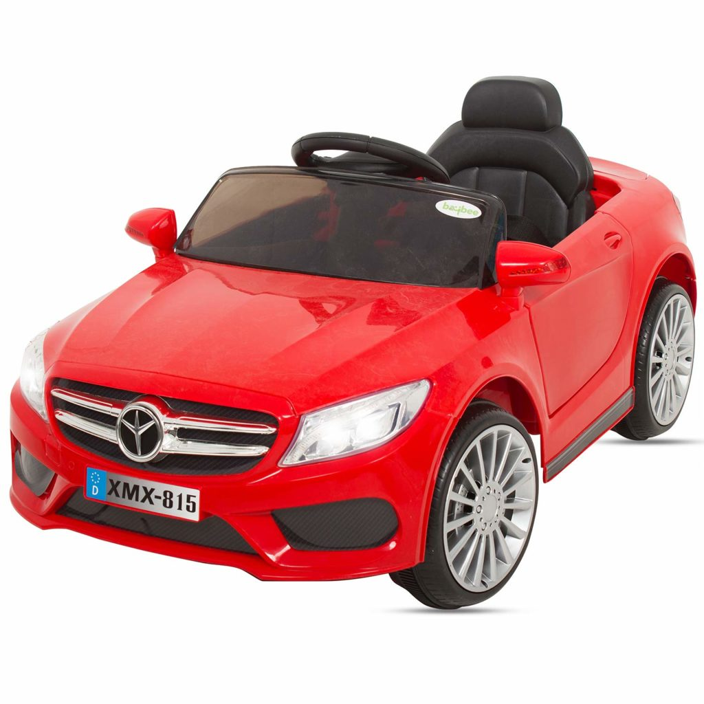Cars for kids to drive Mercedes
