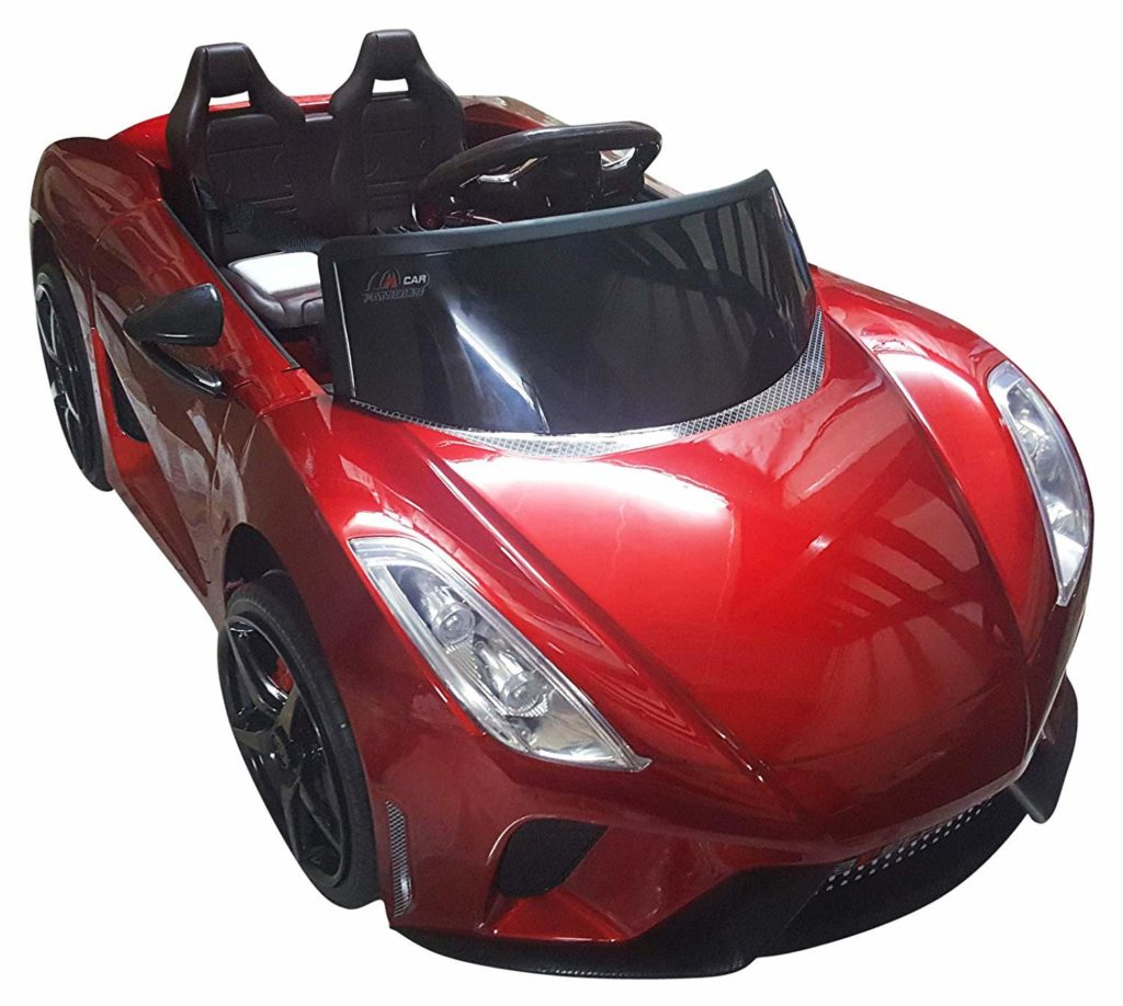 Large Sports ride on car