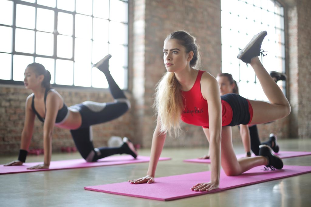 aerobic exercises pregnancy