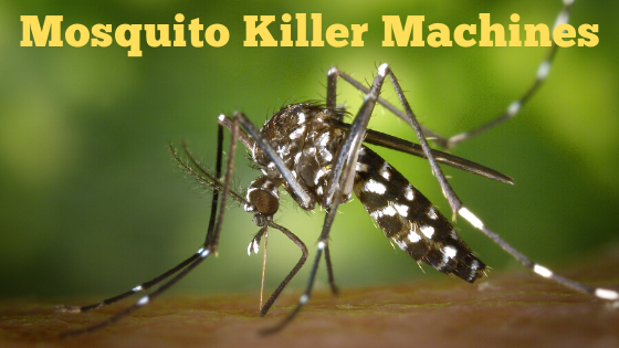 Top 4 Mosquito Killer in India