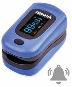 newnik - best fingertip pulse oximeter
