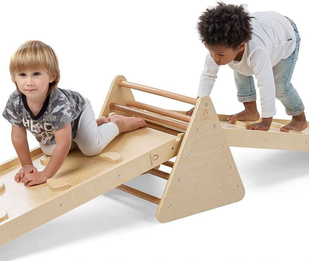 best pikler triangles for toddlers