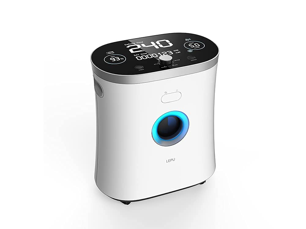 hesley oxygen generator for home